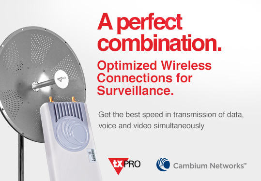 A Perfect Combination Optimized Wireless Connections for Surveillance