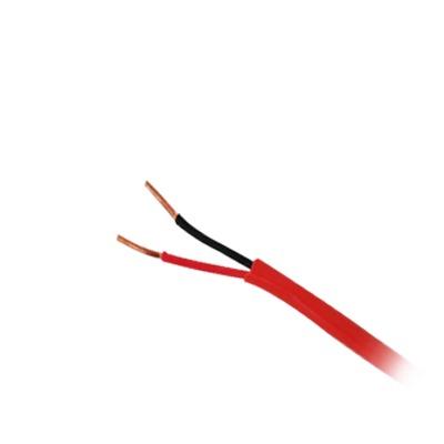Alambre de Dos Conductores Calibre 18 AWG Para Detección de Incendios