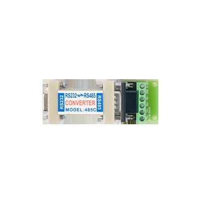 Convertidor de RS232 a RS485 (genérico). Necesario para conexión de varios VERYPASSFX.