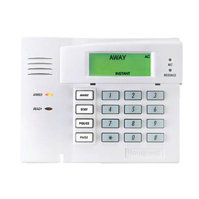 Teclado inalámbrico compatible con los paneles vista requiere receptor 5883ENH o teclado receptor