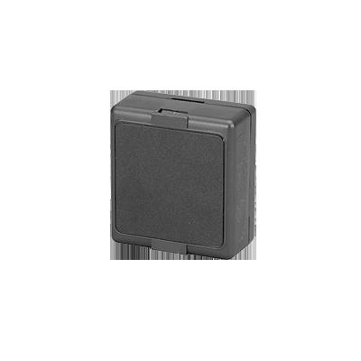 Detector de activos inalámbrico Honeywell gris