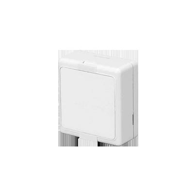 Detector de activos inalámbrico Honeywell blanco