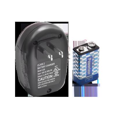 Cargador y batería recargable para ranger1000-1500