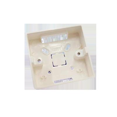 Caja plástica para instalación del botón PRO802B