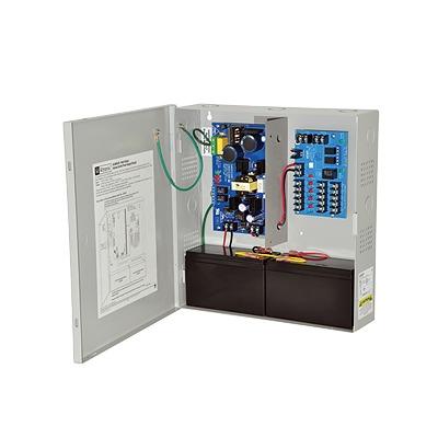 Fuente con Aplicación para Control de Acceso, Sistemas de Alarma y Detección de Incendio.
