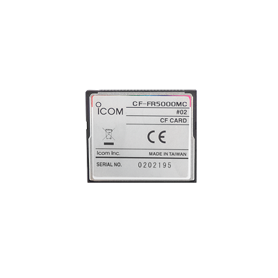 Tarjeta para almacenamiento de registros para UCFR5000.
