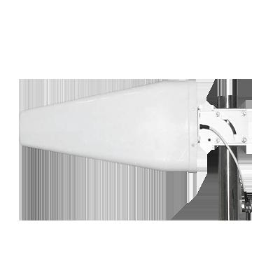 Antena Logarítmica para 800-2500 MHz.