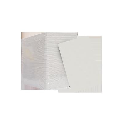 Paquete de 100 Imprimibles a un sólo lado con adhesivo.
