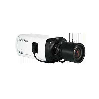 Cámara IP tipo caja de alta definición 2 megapixeles, H.264, super baja iluminación, audio de 2 vías, ONVIF