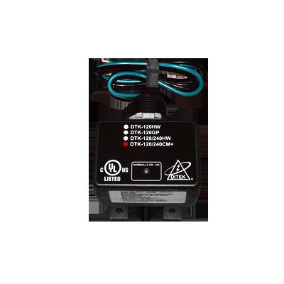 Protector para circuito 120 -240 bifásico, tipo 2 , corriente max 72 kAs, indicador LED