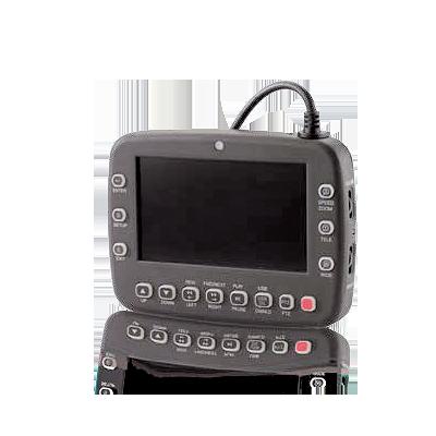 Monitor LCD de 4.3'' con pantalla dividida