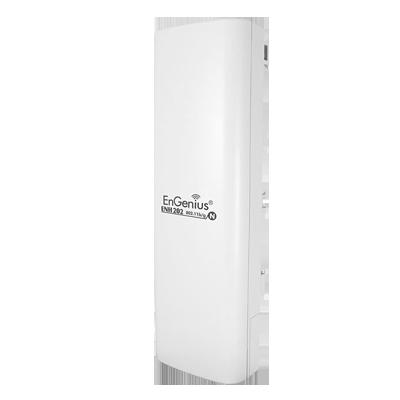 Punto de Acceso - Cliente para 2.4 GHz, 800 mW de potencia de salida, 300 Mbps