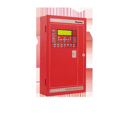 Panel de Detección de Incendio, Análogo Direccionable, 508 puntos, Gabinete Rojo