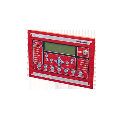 Anunciador De Red Para Paneles FireNET, 320 Caracteres, Color Rojo