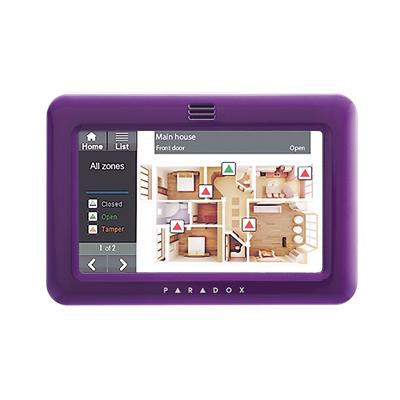 Caratula para TM50 Color Violeta
