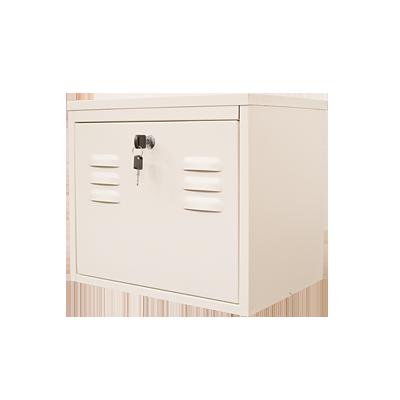 Gabinete Diseñado para Resguardar Baterías (Hasta dos baterías PL4012) en Integraciones Solares.