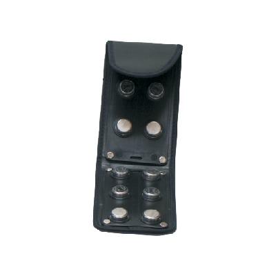 Cartera de Piel Para 10 Eventos, Diseño Ligero y Compacto, Compatible con Lector DigiTool GC-01