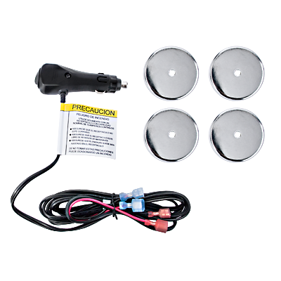 (452340) Kit de montaje magnético para MINI barras.