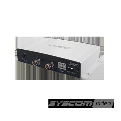 Convertidor de tecnología HD-SDI (FullHD CCTV) a formato HDMI 1.2