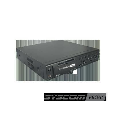 Videograbadora Profesional HD-SDI de 16 Canales, Soporte para Rack