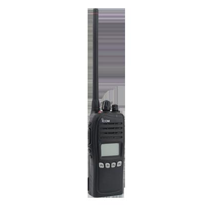 Radio digital portátil VHF sin tarjeta UT126H, 136-174 MHz, 5 W, cargador rápido BC-160-01 y batería BP232H