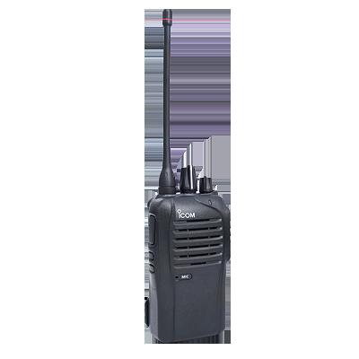 Radio portátil digital NXDN, 4 W, 450-512MHz, analógico, digital y mezclado, convencional y trunking