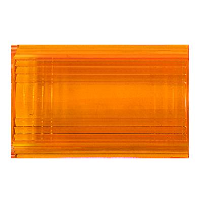 Inserto color Ámbar para estrobo de torreta 530112