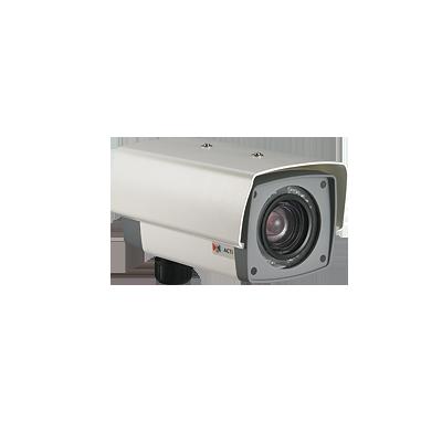 Cámara IP tipo zoom 22X 2 MP día-noche real para exterior