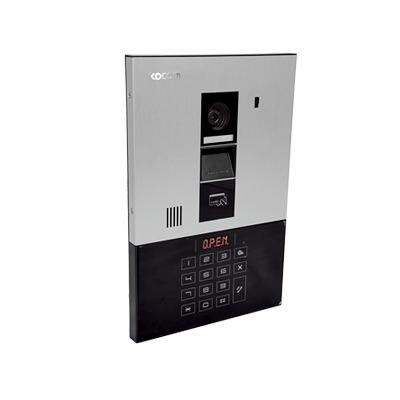 Sistema Multiapartamento Touch, Hasta 450 Apartamentos, 300 Metros, Apertura por Tarjeta Proximidad