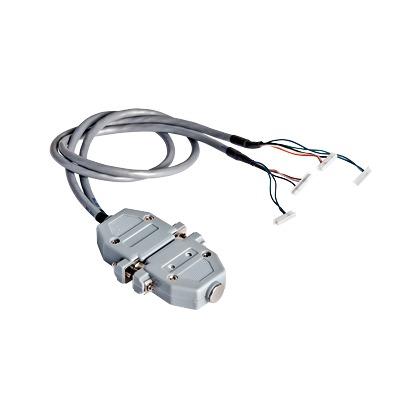 Cable para TK7100 / 8100 / 7102V2 / 8102V2. No requiere conector de accesorios.