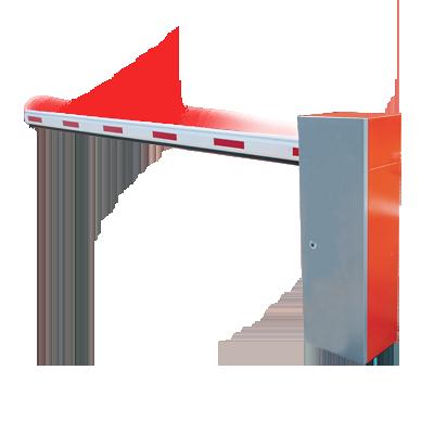 Barrera sehicular serie X de alta velocidad, incluye brazo de 5m, izquierda