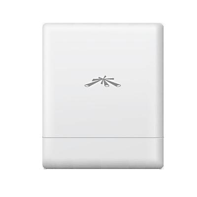 NanoStation LOCO M900 AirMax con antena de panel de 7.5, Modulación Propietaria (902 - 928 MHz).