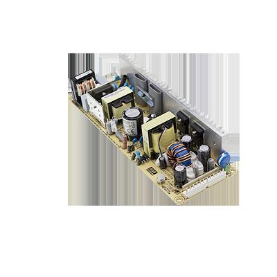 Fuente de poder 12V, 12.5A, industrial conmutada sin gabinete