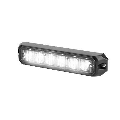 Luz auxiliar de 6 LED, 12 Vcd, 1 A, color claro