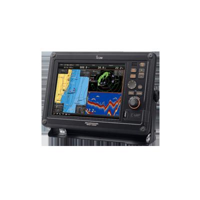 Pantalla multifuncional para MXP-5000-01, compatible con GPS, radar marino, fish finder, y receptor AIS