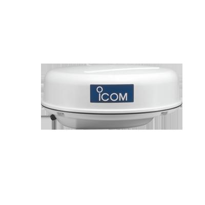 Radar marino tipo domo de 4 kW y alcance de 36 NM