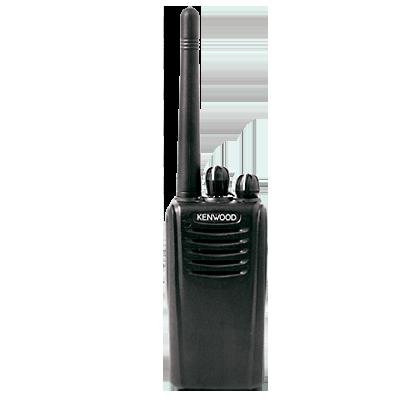 Digital, FM y Mezclado, 5 Watts, VHF 136-174 MHz, 64 canales, sin teclado DTMF y sin pantalla