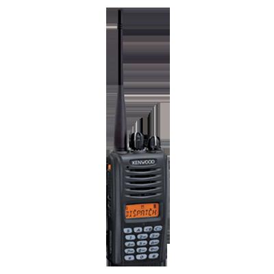 Radio portátil Digital, FM y Mezclado, 3 Watts, 806-870 MHz, 260 canales