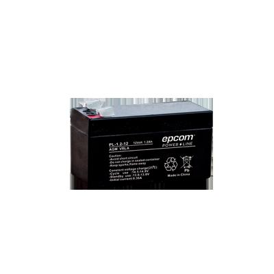 Batería con Tecnología AGM - VRLA, 1.2 Ah.