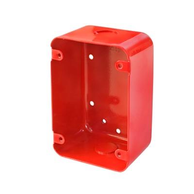Caja 2 x 4 para Montaje de Estaciones de Jalón Análogas y Convencionales