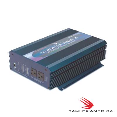 Inversor de Corriente Onda Modificada (CD-CA), 1250 Watt. Input: 12Vcd, Output:120Vca
