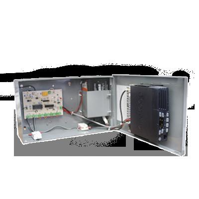 Sistema de Alarma por Radio, 136-174 MHz, 50 W.