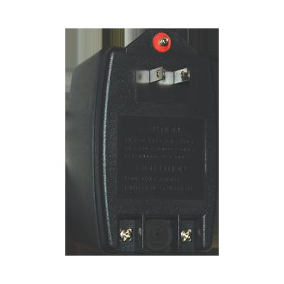 Transformador de 24 Vca, 40 VA cuenta con fusible externo fácilmente intercambiable (UDL004)