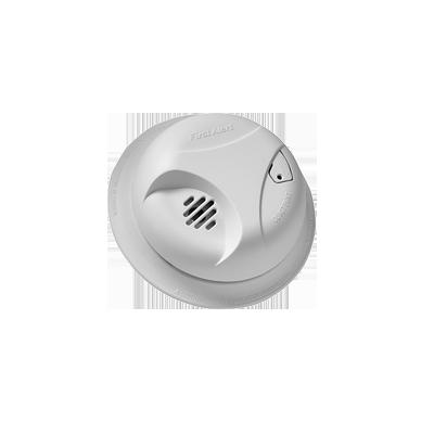 Detector de humo autónomo a batería de 9 Vcd