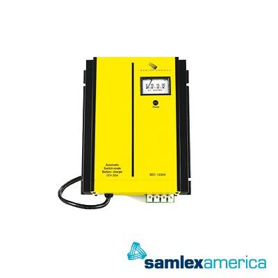 Cargador de Baterias Plomo acido Industriales, 12V, 15A Continuos