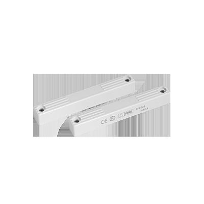 Contacto magnético UL CE para puertas y ventanas  corredizas color blanco
