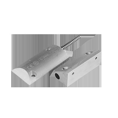 Contacto magnético UL CE para piso uso rudo con 55cm de cable blindado