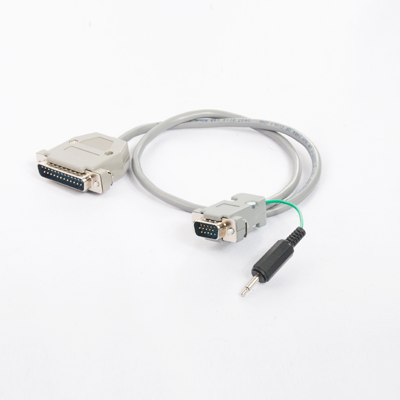 Interfaz de conexión para enlace con radios Kenwood TK-7302-8302.