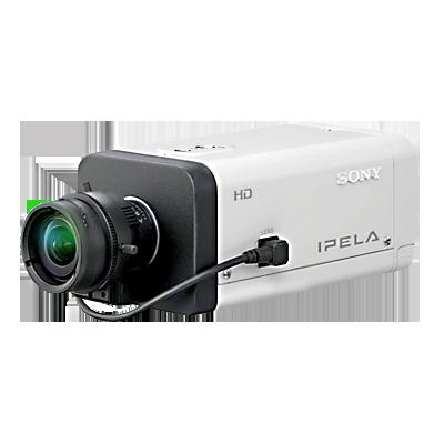 Cámara IP Tipo Box  1.3 MP Día y Noche Real (ICR) Lente Varifocal Óptico 2.8-8mm