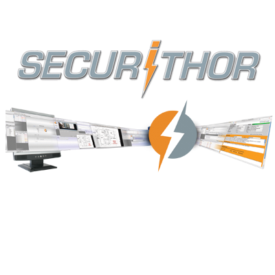 Estación de trabajo para Securithor version Network (STSV2)